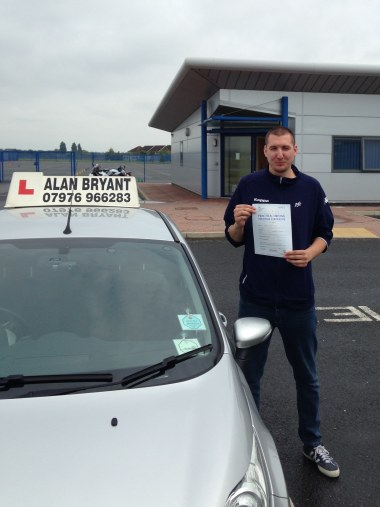 driving instructor Gosport Hampshire
